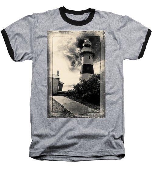 Low Head Lighthouse Baseball T-Shirt