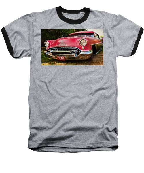 Low Rider Olds Baseball T-Shirt