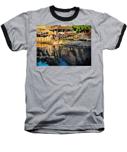 Low Water Baseball T-Shirt