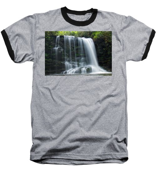 Lower Bearwallow Falls Baseball T-Shirt