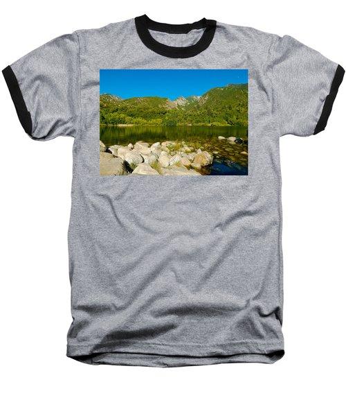 Lower Bells Canyon Reservoir Baseball T-Shirt