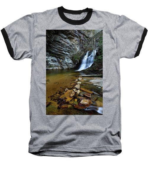 Lower Cascades Baseball T-Shirt