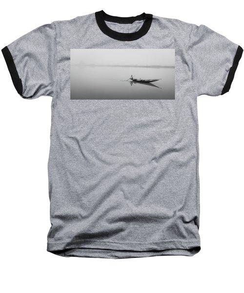Lower Ganges - Misty Morinings Baseball T-Shirt