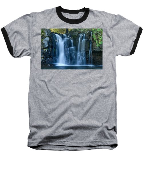 Lower Johnson Falls 2 Baseball T-Shirt