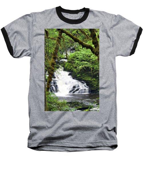 Lower Lunch Creek Falls Baseball T-Shirt