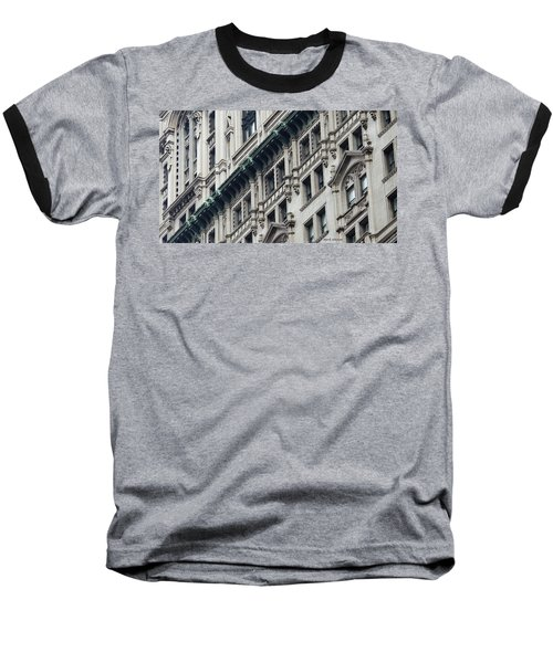 Lower Manhattan Baseball T-Shirt