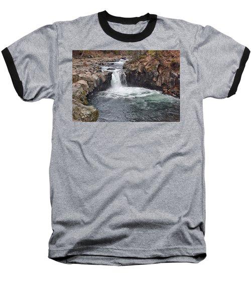 Lower Mccloud Falls Baseball T-Shirt