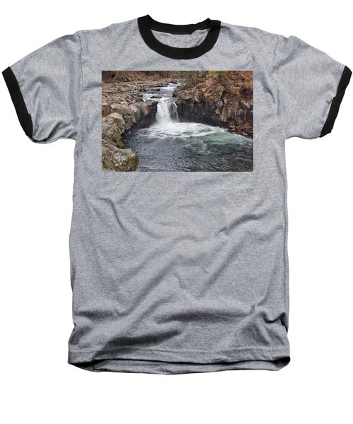 Lower Mccloud Falls Baseball T-Shirt