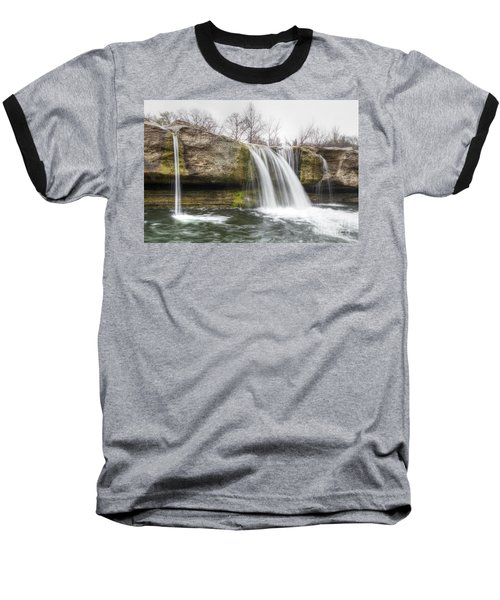 Lower Mckinney Falls Baseball T-Shirt