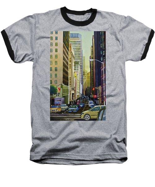 Lower Pine Street Baseball T-Shirt
