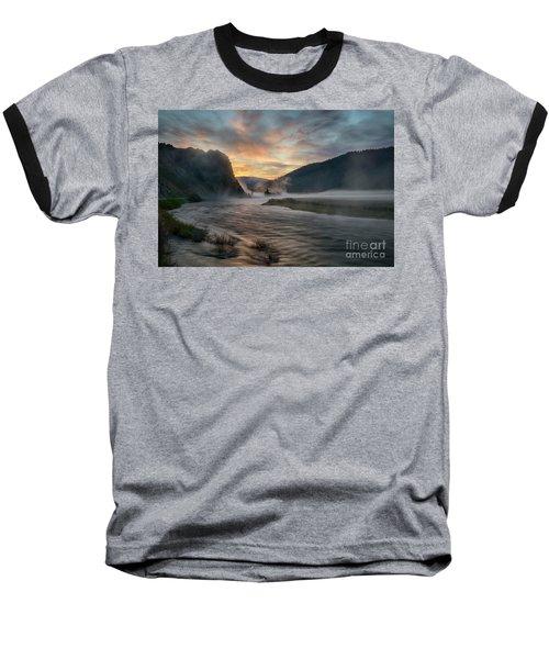 Lower Stanley Baseball T-Shirt