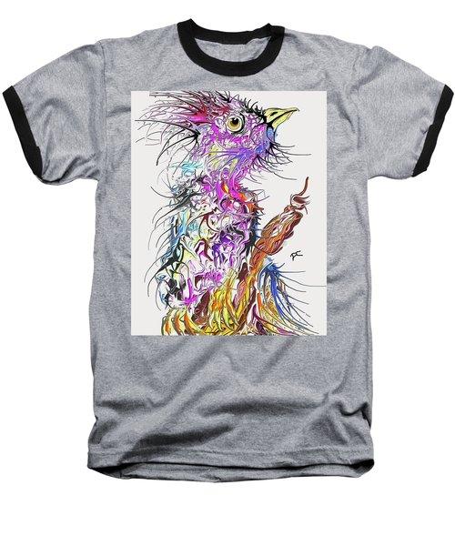 Lsd Bird 2 Baseball T-Shirt