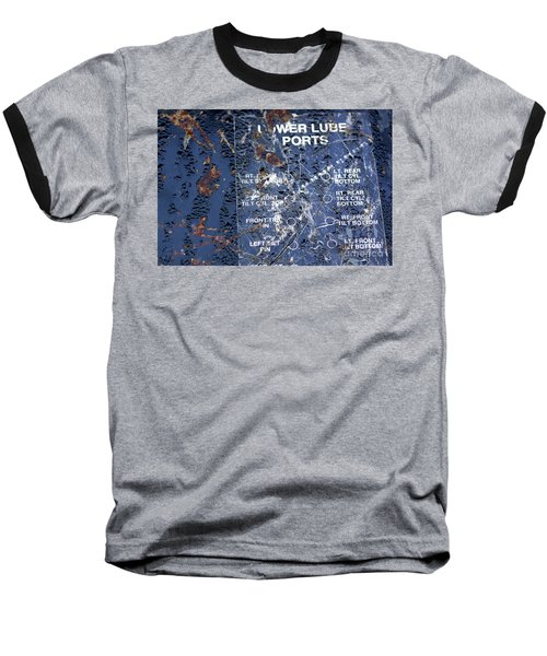 Lube Port Baseball T-Shirt