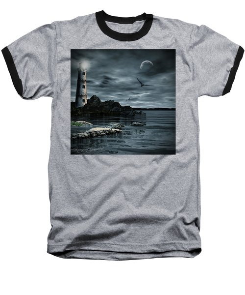 Lucent Dimness Baseball T-Shirt