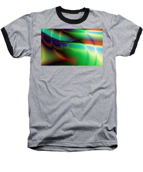 Luces Coloridas Baseball T-Shirt
