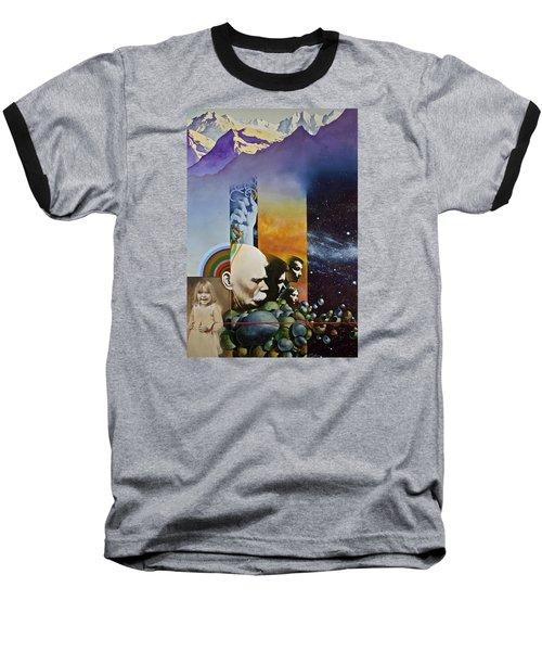 Lucid Dimensions Baseball T-Shirt