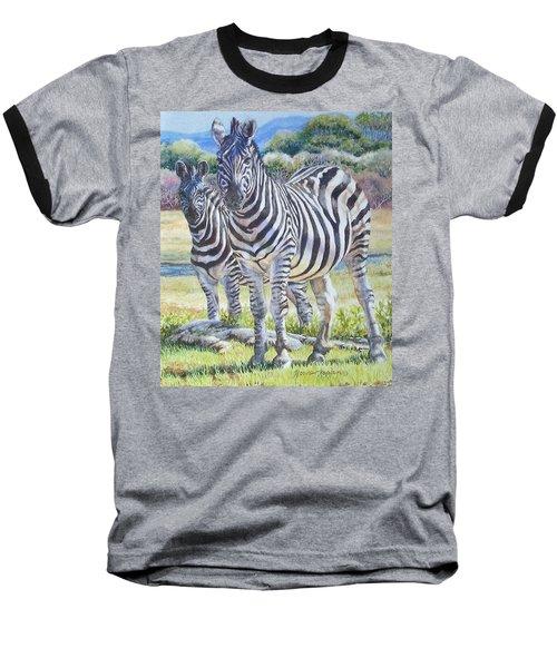 Lucky Stripes Baseball T-Shirt
