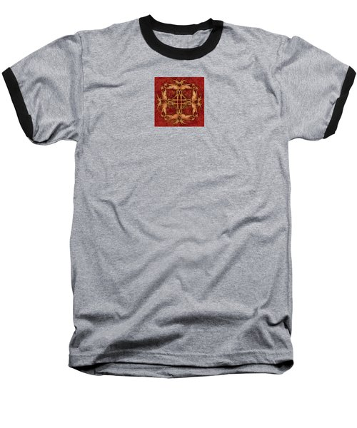 Lucky Zen Fly Bi Baseball T-Shirt