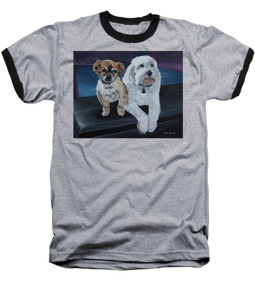 Lucy And Colby Baseball T-Shirt