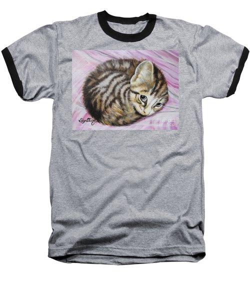 Flygende Lammet       Lucy Girl Baseball T-Shirt