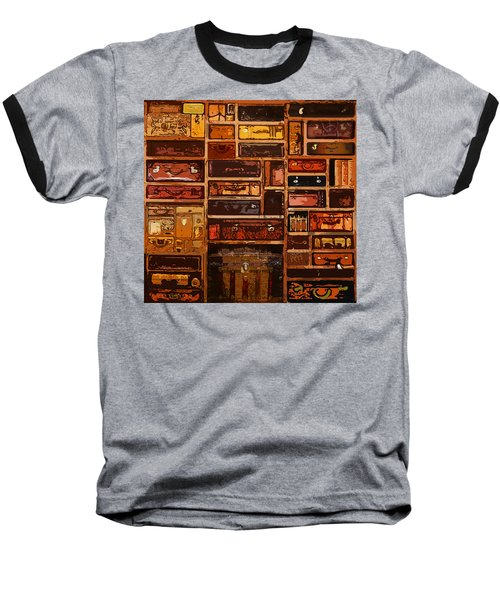 Luggage Baseball T-Shirt