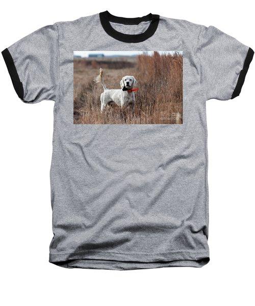 Baseball T-Shirt featuring the photograph Luke - D010076 by Daniel Dempster