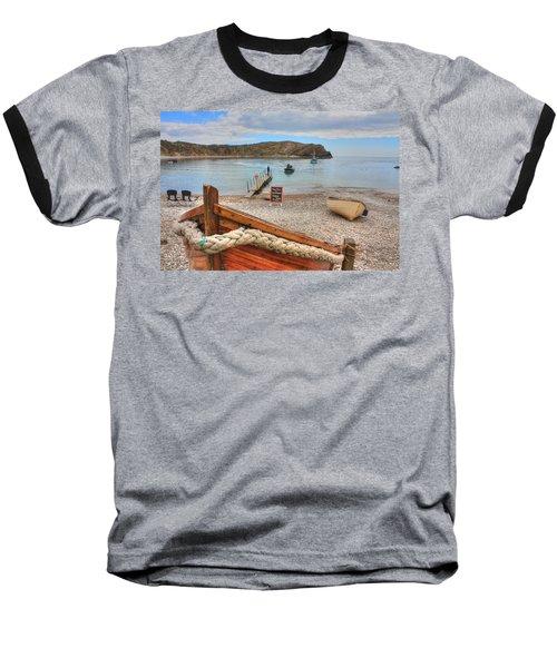 Lulworth Cove Baseball T-Shirt