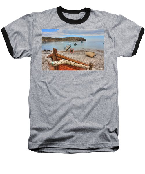Lulworth Cove Baseball T-Shirt