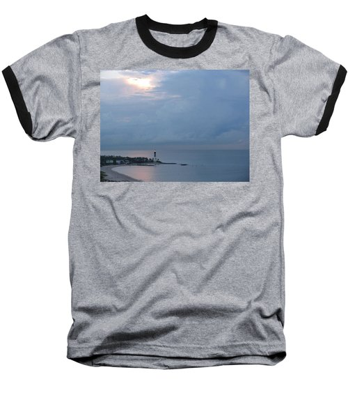 Luminous Lighthouse Baseball T-Shirt