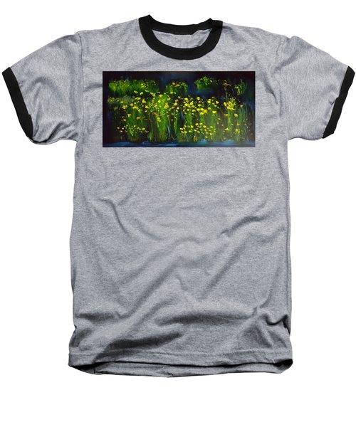 Lumonious Buds     17 Baseball T-Shirt