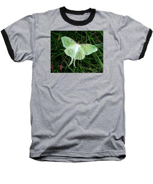 Luna Mission Accomplished Baseball T-Shirt