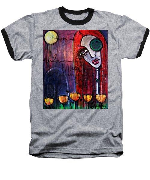 Luna Our Love Muertos Baseball T-Shirt