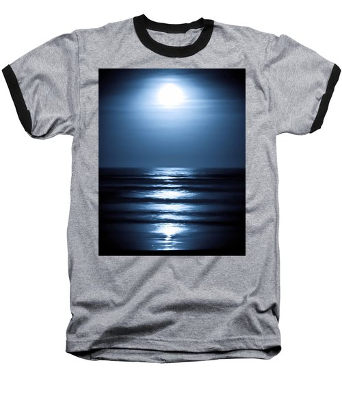 Lunar Dreams Baseball T-Shirt