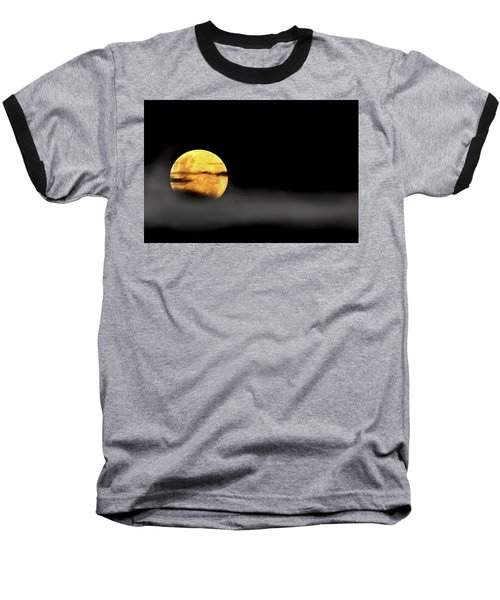 Lunar Mist Baseball T-Shirt