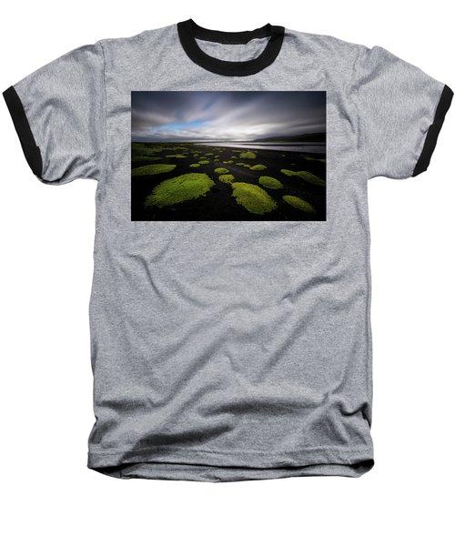Lunar Moss Baseball T-Shirt