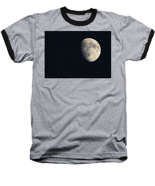 Baseball T-Shirt featuring the photograph Lunar Surface by Angela Rath