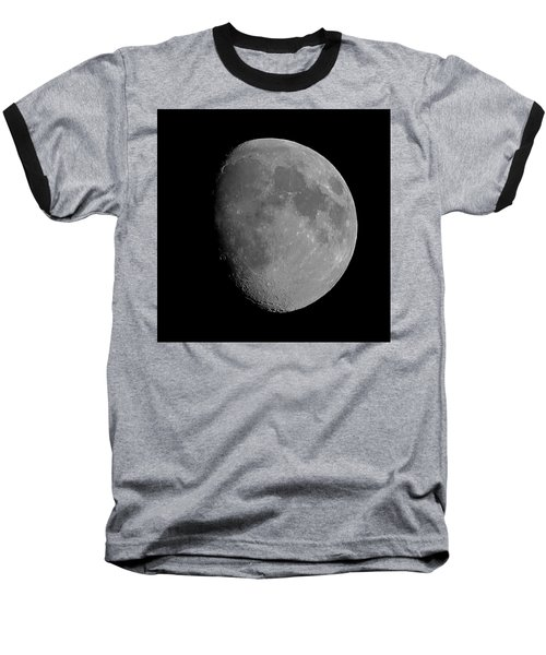 Lunarcy Over Cape Cod Canal Baseball T-Shirt