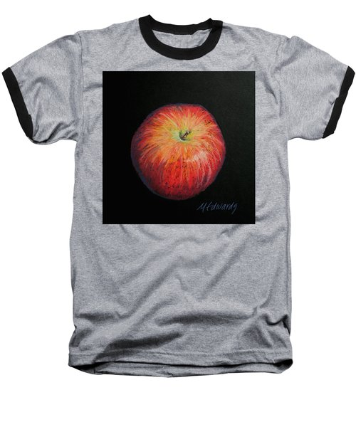 Lunch Apple Baseball T-Shirt