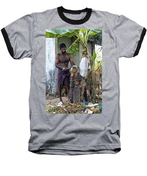Lunch Baseball T-Shirt