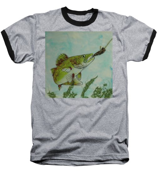 Lunch Baseball T-Shirt