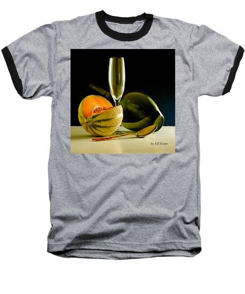 Lunch Time Baseball T-Shirt