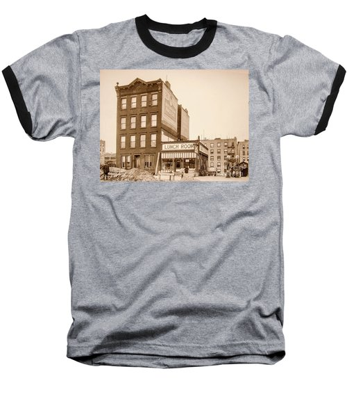 Baseball T-Shirt featuring the photograph Lunchroom  by Cole Thompson