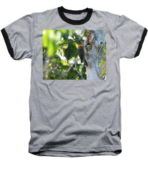 Lunchtime Baseball T-Shirt by Arthur Dodd