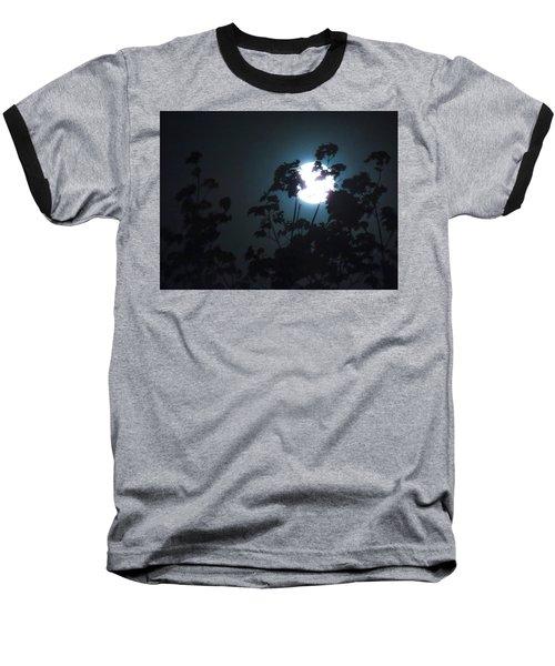 Luner Leaves Baseball T-Shirt