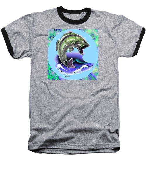 Lunker Baseball T-Shirt