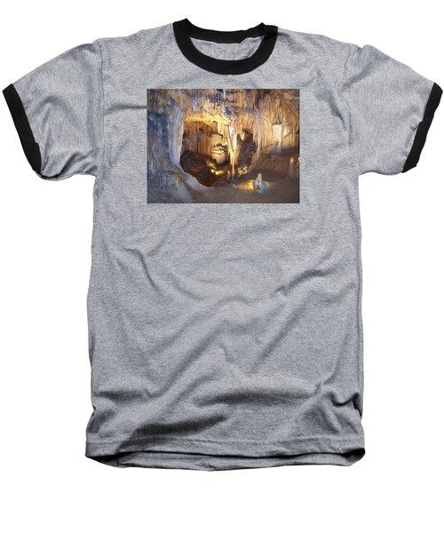 Luray Caverns Baseball T-Shirt by Richard Bryce and Family