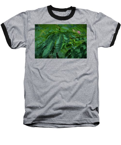 Lush Foliage Baseball T-Shirt