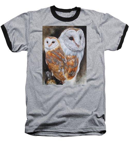 Luster Baseball T-Shirt by Barbara Keith