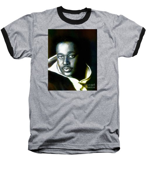 Luther Vandross - Singer  Baseball T-Shirt