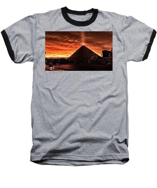Luxor Las Vegas Baseball T-Shirt